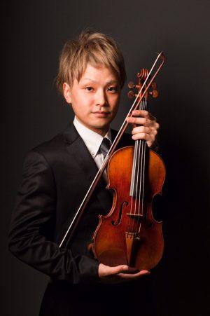 ヴァイオリン櫻野貴史2